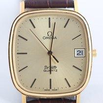 Omega De Ville Omega Quartz watch pre-owned