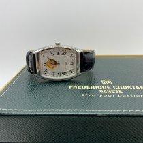 Frederique Constant Classics Art Deco Acciaio 36mm Argento Romano Italia, Umbertide (PG)