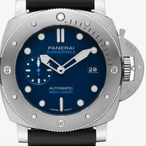 Panerai PAM 00692 Titanium 2019 Luminor Submersible 1950 3 Days Automatic 47mm pre-owned United States of America, Connecticut, Stamford
