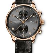 IWC Portuguese Chronograph IW371610 2020 nouveau