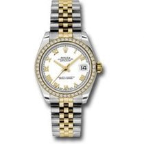 Rolex Lady-Datejust new Automatic Watch with original box and original papers 178383 WRJ