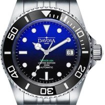 Davosa Steel 40mm Automatic 161.555.99 new