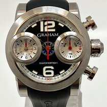 Graham Swordfish Steel 48mm Black Arabic numerals United States of America, California, Cerritos