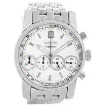Eberhard & Co. Chrono 4 Stainless Steel Chronograph Mens Watch...