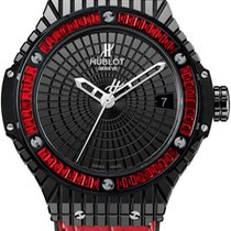Hublot Big Bang Caviar Ceramic Black United States of America, New York, Brooklyn