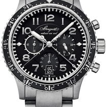Breguet Type XX - XXI - XXII Titanium 42mm Black United States of America, New York, Airmont