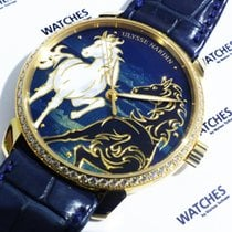 Ulysse Nardin Classico Horse Limited Edition - 8156-111-2/CHEVAL