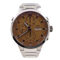 IWC Rattrappante GST Chronograph Ref. 3715