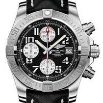 Breitling Avenger II new 2019 Automatic Chronograph Watch with original box and original papers A1338111|BC33|436X|A20D.1