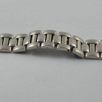 Cartier Pasha Stahl Armband Bracelet 20mm Für Pasha Chrono...