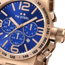 TW Steel CB183 Canteen Bracelet Chronograph 45mm 10ATM
