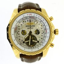 Breitling Bentley Mulliner Tourbillon Chronograph H18841TAG602