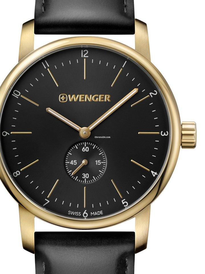 9a9d2d948bea Relojes Wenger - Precios de todos los relojes Wenger en Chrono24
