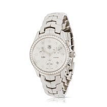 TAG Heuer Link Chrono CJF1314 Women's Watch in Stainless...