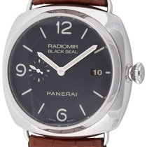 Panerai : Radiomir Black Seal 3 Days :  PAM 388 :  Stainless...