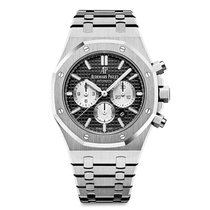Audemars Piguet Royal Oak Chronograph Steel Black Dial 41mm