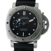 Panerai Luminor Submersible 1950 3 Days Automatic new 2017 Automatic Watch with original box and original papers PAM 682