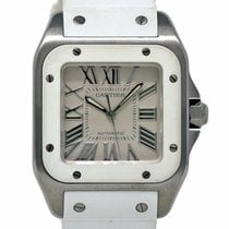 Cartier Santos 100 Steel 32mm Silver United States of America, Florida, 33132