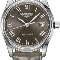 Longines Master Collection Steel 29mm Grey United States of America, New York, Airmont