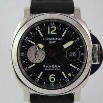 Panerai Luminor GMT Automatic PAM88 #A3460 Box, Papiere