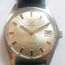 Omega pre-owned Manual winding 35mm Silver (solid)