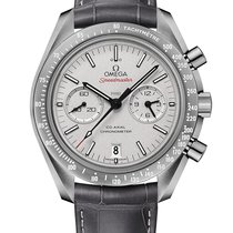 "Omega Speedmaster Moonwatch Co-Axial ""Grey Side of the Moon""..."