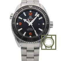 Omega Seamaster Planet Ocean 600M Co-Axial 37.5 mm Orange...