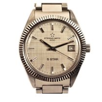 Eterna -matic – 1000 5 Star – Ref.633.0101.41 Automatic Watch...