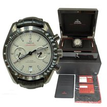 Omega Speedmaster Grey Side Of The Moon Auto Ceramic Watch...