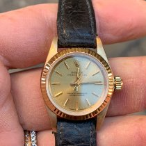 Rolex Oyster Perpetual Ouro amarelo