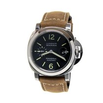 Panerai Luminor Marina Automatic PAM01104 PANERAI LUMINOR Marina Nero Marrone 44mm new