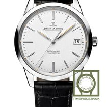 Jaeger-LeCoultre Geophysic True Second Сталь 39.6mm Cеребро