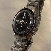 Omega 31130423001002 Aço Speedmaster Professional Moonwatch 42mm