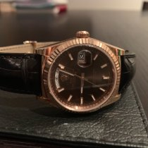 Rolex Day-Date 36 pre-owned 36mm Rose gold