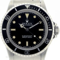 Rolex 5513 Stahl Submariner (No Date) 40mm