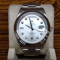 Rolex Day-Date II new Automatic Watch with original box 218239