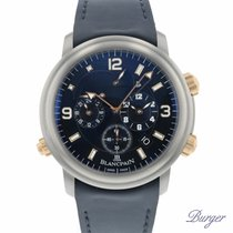 Blancpain Titanium 40mm Automatic 2041-12A30 pre-owned