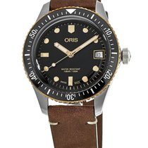 Oris Divers Sixty Five Steel Black United States of America, New York, Brooklyn