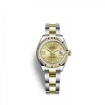 Rolex Lady-Datejust nuevo Automático Reloj con estuche y documentos originales 2791730022