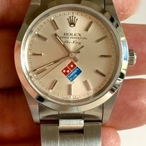 Rolex Steel 34mm Automatic 14000M pre-owned