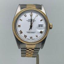Rolex 16013 Or/Acier 1986 Datejust 36mm occasion France, Paris