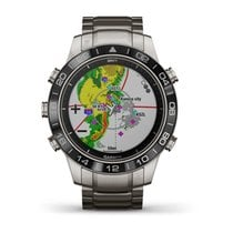 Garmin Titanium 46mm Quartz 0100200604 new