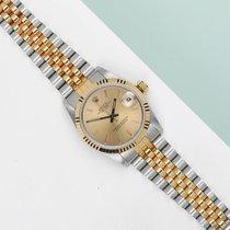 Rolex Lady-Datejust Gold/Steel 31mm Gold