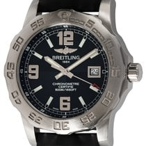 Breitling Colt 44 Steel 44mm Black Arabic numerals United States of America, Texas, Austin