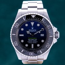 Rolex Steel 44mm Automatic 126660 new