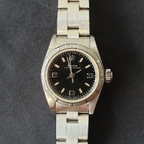 Rolex Oyster Perpetual Steel 26mm Black Singapore, Singapore