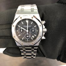Audemars Piguet 26300ST.OO.1110ST.03 Zeljezo 2007 Royal Oak Chronograph 39mm rabljen