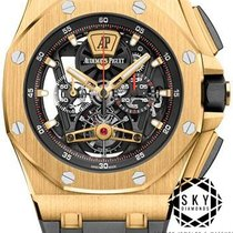 Audemars Piguet Royal Oak Offshore Tourbillon Chronograph 26407BA.OO.A002CA.01 новые