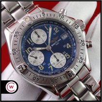 Breitling Colt Chronograph Automatic Steel 41mm Blue Arabic numerals