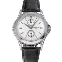 Patek Philippe Travel Time Platinum 36mm Silver United States of America, Maryland, Baltimore, MD